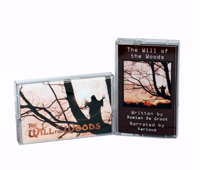 The Will of the Woods - USB tape version